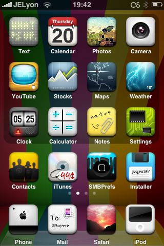 0be3867f7f57e79245918017c64cd245 Complete List of Winterboard Themes with Images for iPhone