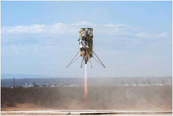 Masten Space Systems Xombie