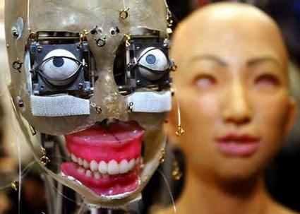 Creation of Robot