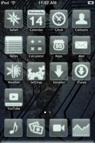 185dcdb648006350c3bf1b73b342c0f7 Complete List of Winterboard Themes with Images for iPhone