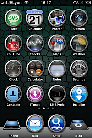 191bf970e9272c389920fe53a00fcdf5 Complete List of Winterboard Themes with Images for iPhone