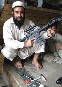 This Is A PAKISTANI M16