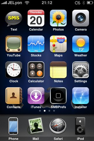 1b92dd6d42e9f466bd1362ecde2f7a8a Complete List of Winterboard Themes with Images for iPhone
