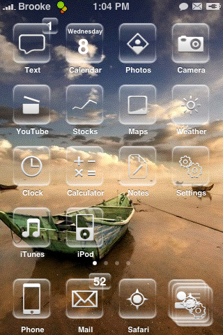1c229b872b5723f46490319685fba771 Complete List of Winterboard Themes with Images for iPhone