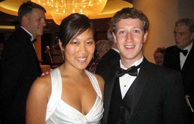 1c39c69a3a8ea9fbddf1983344b8160c Mark Zuckerberg Priscilla Chan Life in Pictures