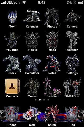 1d559c484b50b971e3decde291f1b598 Complete List of Winterboard Themes with Images for iPhone