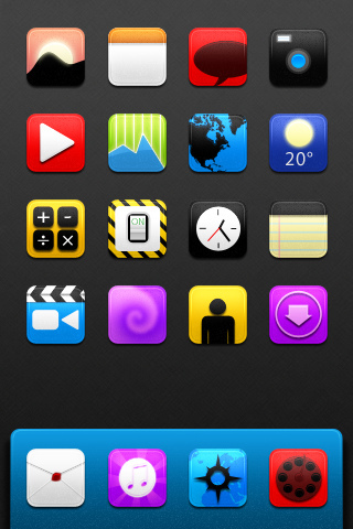 3034fcc03a7009e3503e856c84bd9a33 Complete List of Winterboard Themes with Images for iPhone