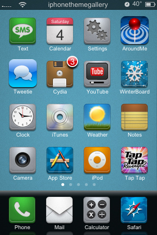 318feb555170eb15db9deb47eca30618 Complete List of Winterboard Themes with Images for iPhone