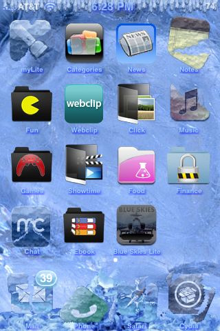 3531ce1f31d1850a792c612c779a0d52 Complete List of Winterboard Themes with Images for iPhone