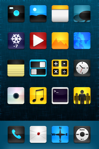 358039b9b5ec1884daef4b85e6a1517a Complete List of Winterboard Themes with Images for iPhone