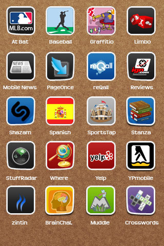 364f5bdbe86e1aa80d8d094379d0b337 Complete List of Winterboard Themes with Images for iPhone