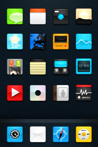 36e7ef14eae5d07460c7913367b43199 Complete List of Winterboard Themes with Images for iPhone