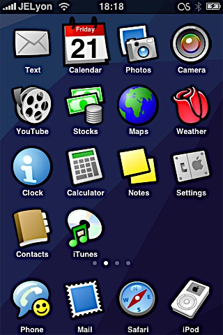 3e2a7d4b50bcef0824388f3a031300bd Complete List of Winterboard Themes with Images for iPhone
