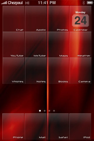 4a0af7ccecc27a0b4a05da3b02e1c566 Complete List of Winterboard Themes with Images for iPhone