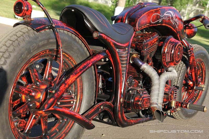 4c73ae76af1e794411f39f79a186ffea When Russians Customize Motorbikes [in Pictures]