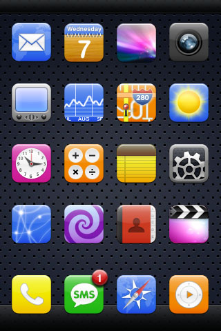 527ede4e00a72d9439f1f0ca20491532 Complete List of Winterboard Themes with Images for iPhone