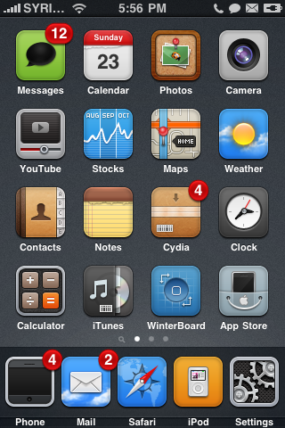 5371172622729d381d32f82d223b89a1 Complete List of Winterboard Themes with Images for iPhone