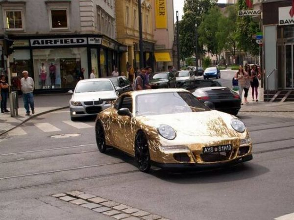 53c52168cddf92365a6c5963a08c1a8f Guy Makes Porsche Car Out of Bicycle