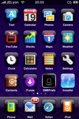 5859a8dab4c225e3b4c05bd3d6a04a57 Complete List of Winterboard Themes with Images for iPhone