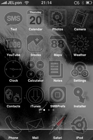 5dfac5d1796e7169807342435a741dc5 Complete List of Winterboard Themes with Images for iPhone