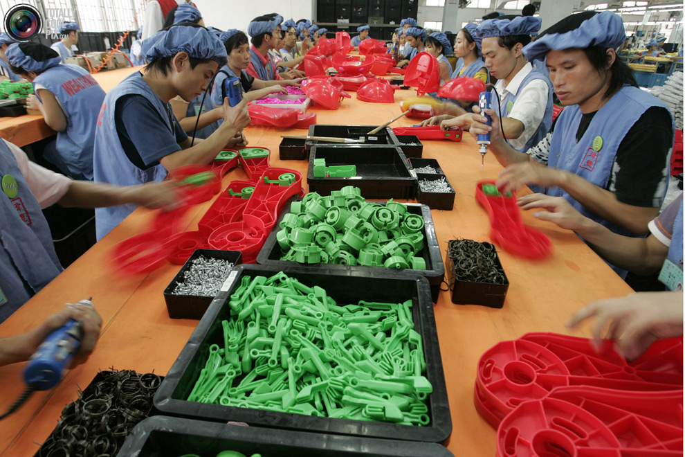 China: The Factory Of The World