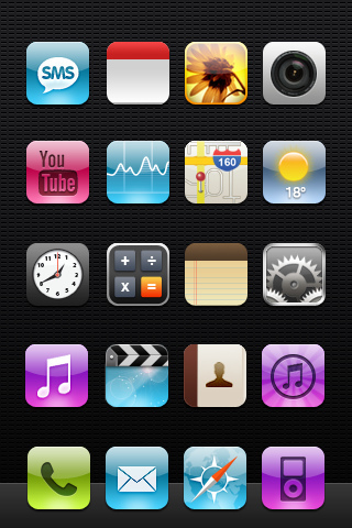 604b69b84b6e9ced8544330827eba2a8 Complete List of Winterboard Themes with Images for iPhone