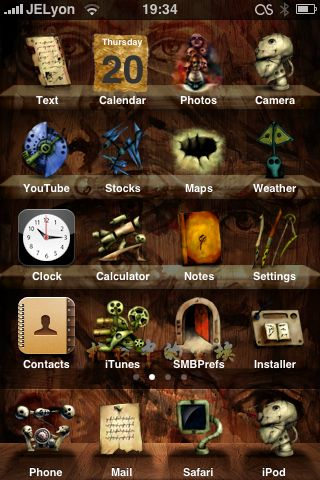 697d73bb6d405411afbe29833541ab35 Complete List of Winterboard Themes with Images for iPhone