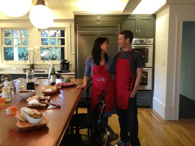 Mark Zuckerberg GIRLFRIEND,wife Priscilla Chan
