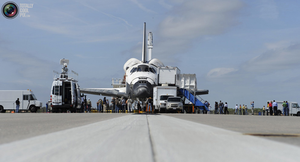 6efb6e9f5ab0ae9d55500994907aa66a Space Shuttle Discoverys Last Flight in Pictures