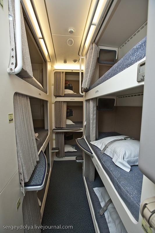 Crew Beds