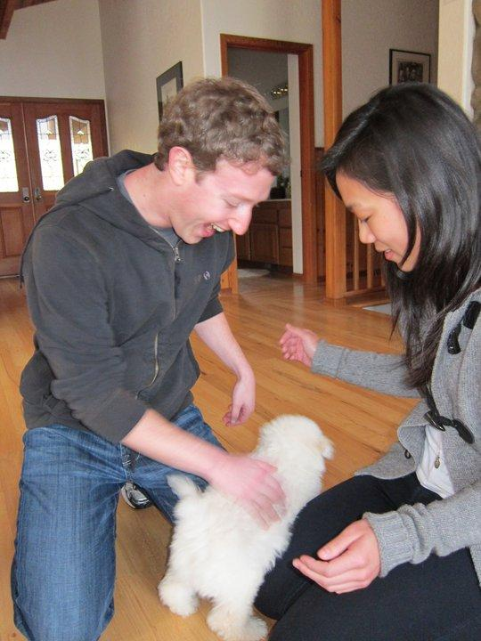 Mark Zuckerberg GIRLFRIEND,wife Priscilla Chan