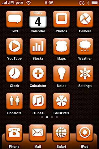 87165a8a4a6807fb561393385f332076 Complete List of Winterboard Themes with Images for iPhone
