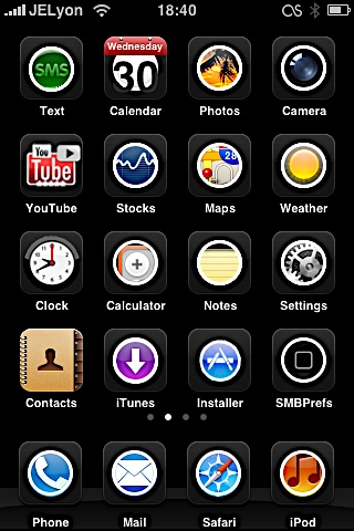 8793367c31aff92d2aecee4ac98f0066 Complete List of Winterboard Themes with Images for iPhone