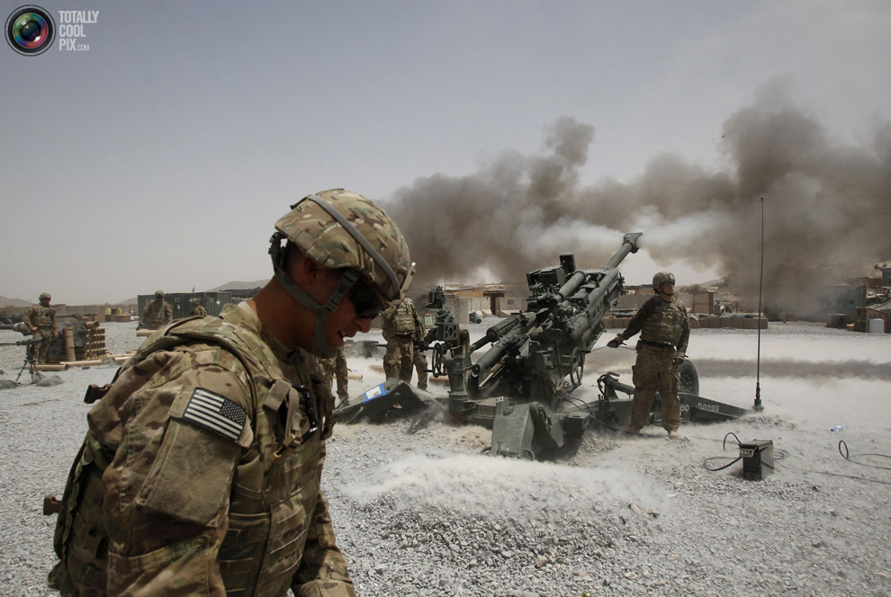 A Soldier's Life In Afghanistan