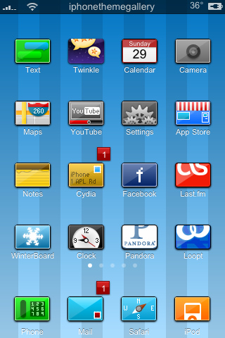 92e26c0bbe5b50d0b0ff57a3c0ca8e56 Complete List of Winterboard Themes with Images for iPhone