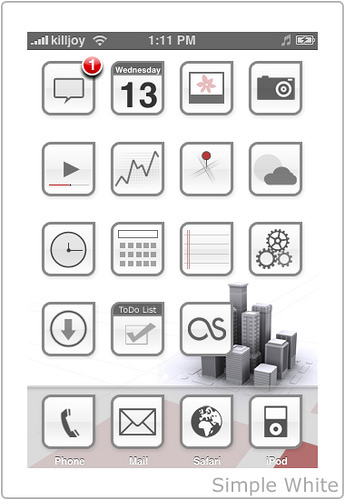 984fc7c0354d3b6abe57309520708d67 Complete List of Winterboard Themes with Images for iPhone