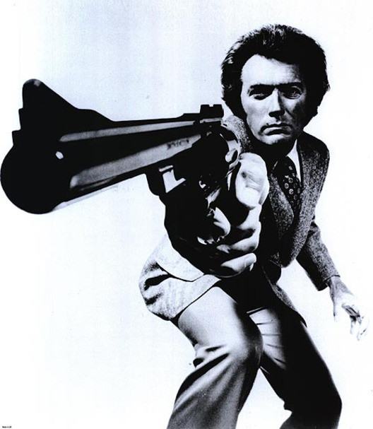 Dirty Harry's Smith & Wesson Model 29 .44 Magnum