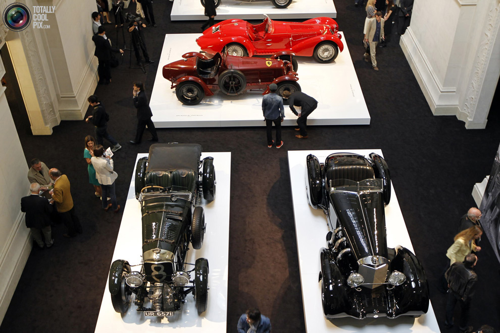 Ralph Lauren Classic Car Collection