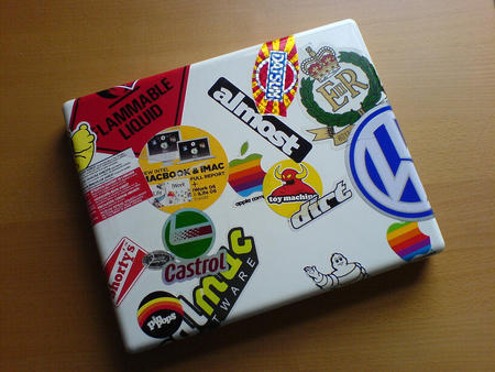 Stick2 in Laptop Sleeves, Skins and Stickers