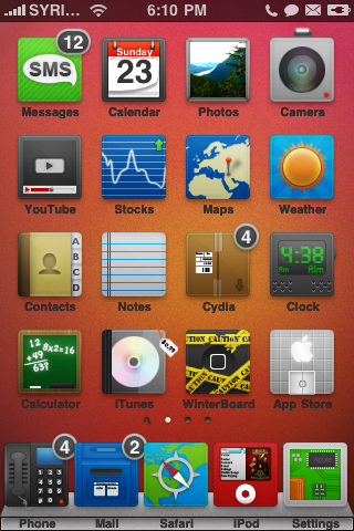 a2e522233a037ee718885aeba4d9c3f9 Complete List of Winterboard Themes with Images for iPhone