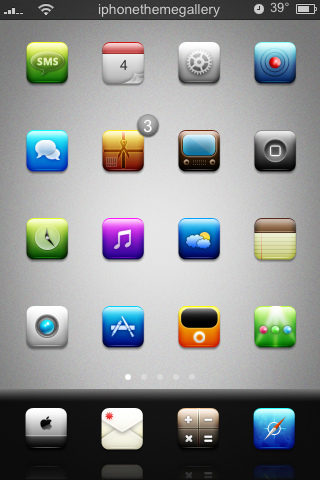 a6aa6cfbf0a40bde29dc0eb1f0b90164 Complete List of Winterboard Themes with Images for iPhone