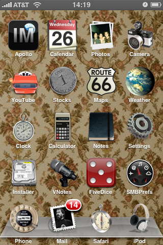 abeea0eb0cde0ea901b74e230c3c9262 Complete List of Winterboard Themes with Images for iPhone