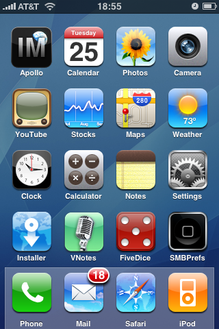 b1b675142dd8f0823d9b969428b4f4e8 Complete List of Winterboard Themes with Images for iPhone