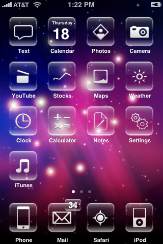 b4f21ef8db1536b6b3d550eec1e73bce Complete List of Winterboard Themes with Images for iPhone