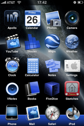 b83dd007bf337c4edc2612e504d5d056 Complete List of Winterboard Themes with Images for iPhone