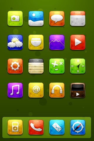 b9090eb82ba0844e9e771e6d0b7ad841 Complete List of Winterboard Themes with Images for iPhone