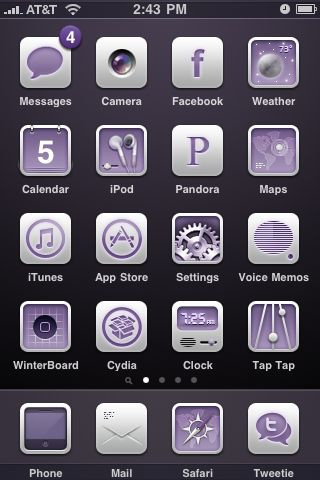 c0a829e63b56242956d65d289c8d12a5 Complete List of Winterboard Themes with Images for iPhone