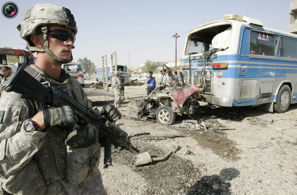 c38140f60d69a0eb2bc8327a62019fe9 War in Iraq 2003  2011 in Pictures