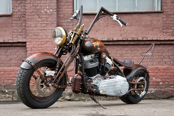 c471feaea9b1218184a6c35c6b03c1a6 When Russians Customize Motorbikes [in Pictures]