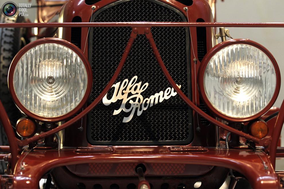 Ralph Lauren Classic Car Collection